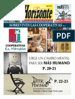 Horizonte Cooperativo Ed. 2013 07