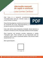 Capas - Encaderna o Manual PAGO