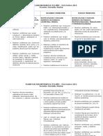 planificacion 2015 matematica