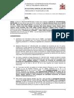 Caso Pedro Pablo Kuczynski - JEE Lima Centro le abre procedimiento de exclusión