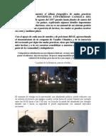 Informe de practicas contra el medioambiente PUCP pdefes