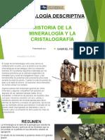 HISTORIA DE LA MINERALOGÍA Y LA CRISTALOGRAFÍA.pptx