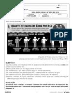 Resolucao Desafio 6ano Fund2 Portugues 2014