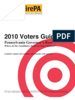 Ceasefire Pa Voters Guide