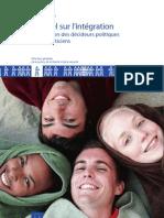 UE manuel sur l'intégration avril 2010