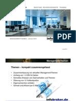 Management Themen Januar 2010