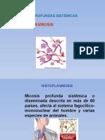micosis sistemicas profundas