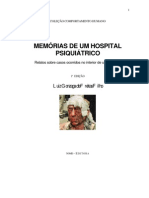 Memórias de um hospital psiquiátrico
