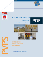 Rural Electrification With PV Hybrid Systems - T9 - 11072013 - Updated Feb2014