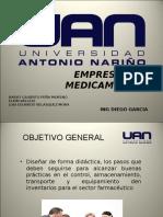 Empresa de Medicamentos