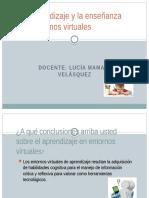 El aprendizaje y la enseñanza en entornos virtuales.pptx