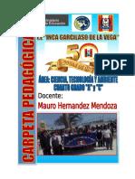 Carpeta Pedagogica Igv 2016