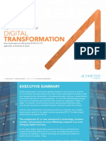 Altimeter Group - The Eight Success Factors of Digital Transformation