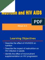 Hiv&Nutrition