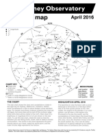 Star Map April 2016