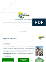 Presentación Agencia Mandalla - I