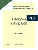 Padrao RS 232