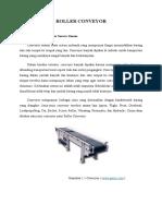Roller Conveyor Pespeng