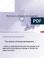 Ch 1 - Slides - Lifespan Development