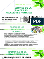 Expo Implicaciones de La Teoria de Las Relaciones Humanas Pg