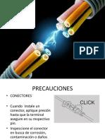 Electricidad Apache rtr 160