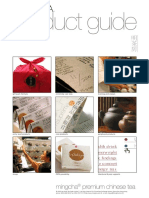MingCha Product Guide 2004