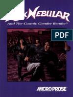 Rex Nebular Manual