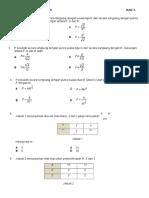 Kuiz Matematik Spm 2016bab 5 Ubahan