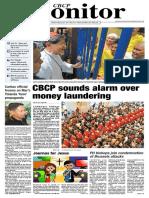 CBCP Monitor Vol. 20 No. 12
