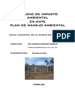 Impacto Ambientalll Camal Municipal