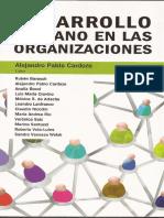 Desarrollo Humano en Lasdesarrollo humano Organizaciones