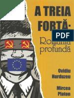Ovidiu Hurduzeu, Mircea Platon - A Treia Forta - Romania Profunda