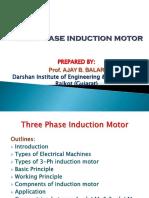 3-phase IM