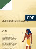 Dioses Egipcios.