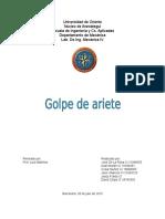 Lab 4 Golpe de Ariete