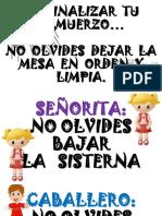 CAMPAÑA BUEN USO INSTUTUCIONAL