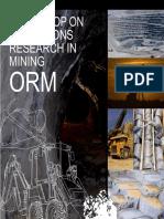 ORM Presentations