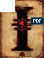 Dark Heresy 2nd Ed  Web Faq v11