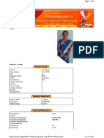 Kalpana Matching Nagarathar.net