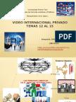 Video Santiago Internacional Temas 12 Al 15