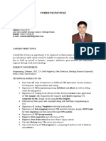 Cv of Aminul
