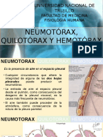 Seminario Neumo,Quilo,Hemotorax
