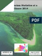 India Tourism Statistics at a Glance 2014New