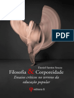 Filosofia e Corporeidade - Ensaios Críticos No Terreno Da Educação Popular