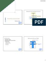 Diseño Fisico de una base de datos