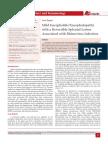Mild Encephalitis/Encephalopathy with a Reversible Splenial Lesion Associated with Rhinovirus Infection