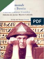Thelema John Symonds La Gran Bestia Vida de Aleister Crowley