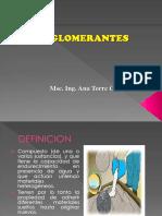 Aglomerante. Ing. civil.