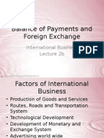 Monetary and Exchange System