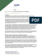 Importantes Différences Entre Règles Fiscales Et Comptables (1)